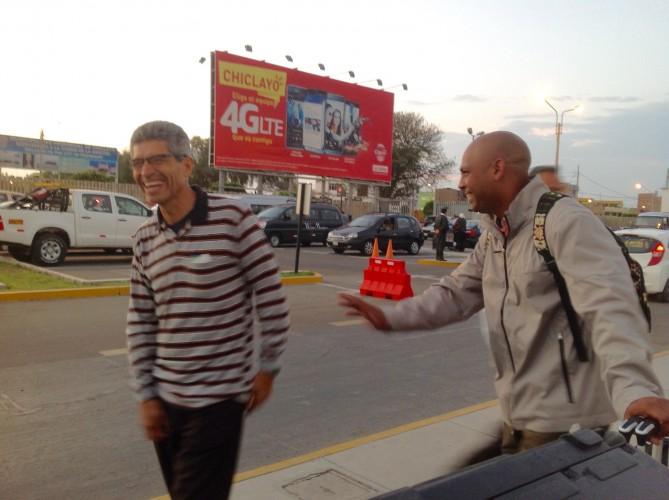 Peru October 14th, 2015 - Day 1