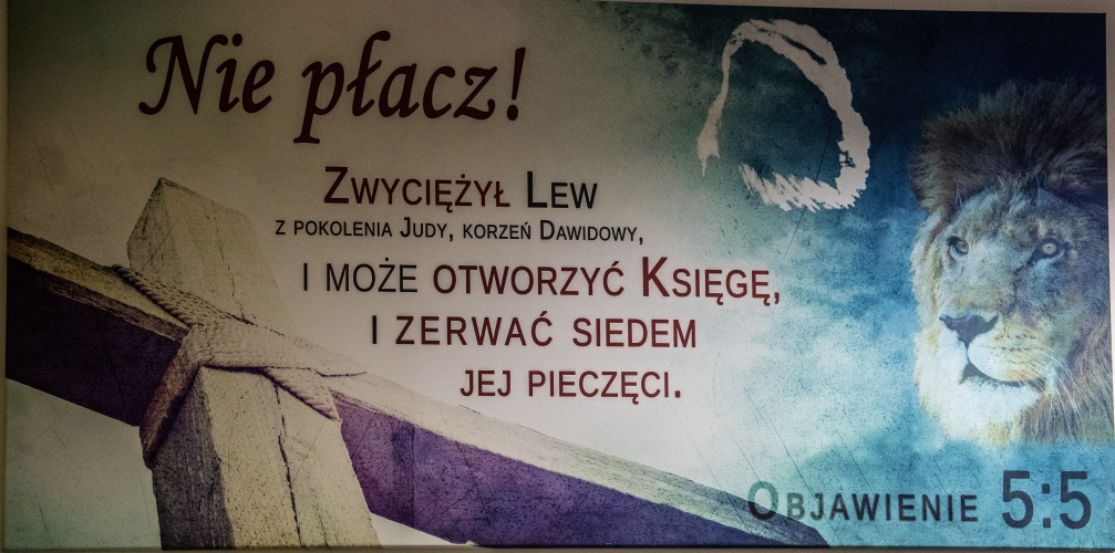 DAY 9 - Bazanowice, Poland